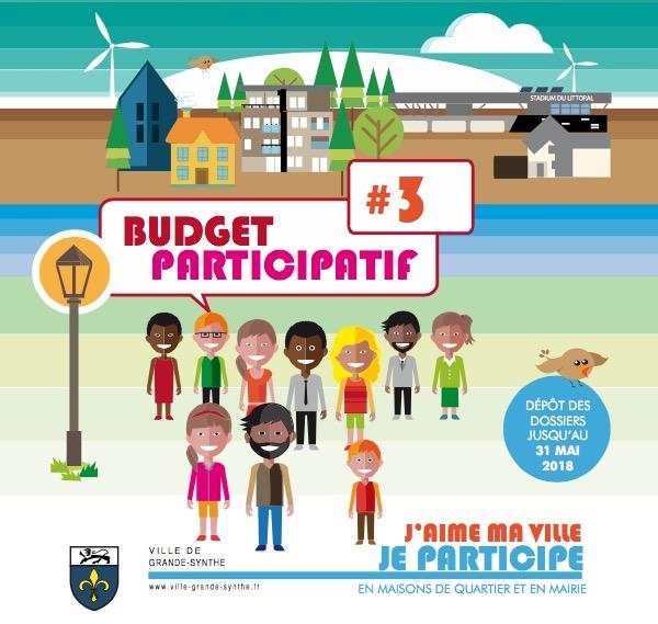 Budget participatif 3 c'est parti !