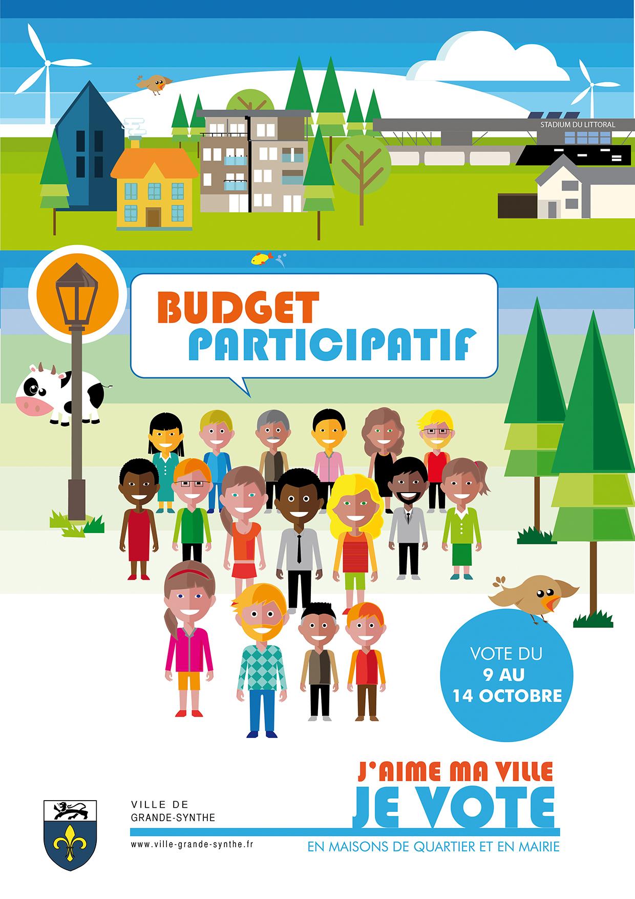 qui seront concrétisés dans le cadre du 2 eme budget partiicipatif !