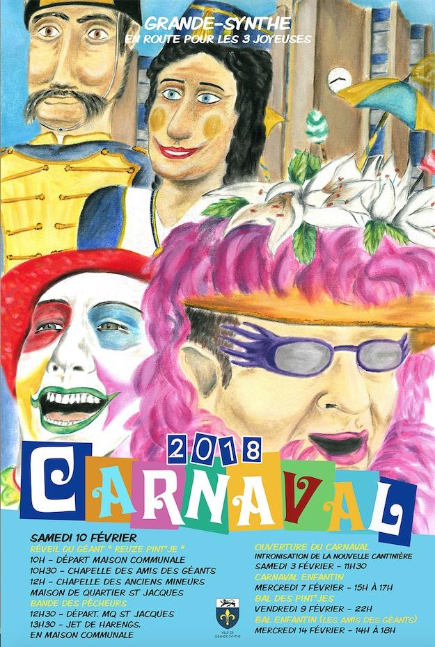 Préparez votre rouge à lèvres pour faire honneur à ma tante, le carnaval se rapproche !